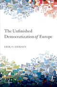 Cover for The Unfinished Democratization of Europe