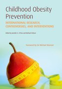 Cover for Childhood Obesity Prevention