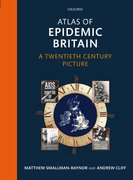 Cover for Atlas of Epidemic Britain