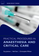 Cover for Practical Procedures in Anaesthesia and Critical Care