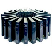 Cover for Oxford English Dictionary: 20 vol. print set & CD ROM