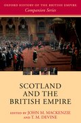 Cover for Scotland and the British Empire