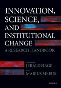 Cover for Innovation, Science, and Institutional Change