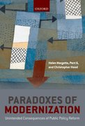 Cover for Paradoxes of Modernization