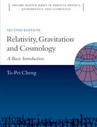 Cover for Relativity, Gravitation and Cosmology