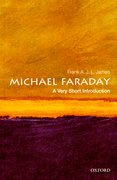 Cover for Michael Faraday: A Very Short Introduction