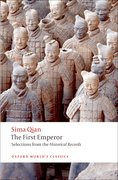 Cover for The First Emperor