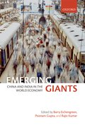 Cover for Emerging Giants