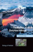 Cover for The Biology of Disturbed Habitats