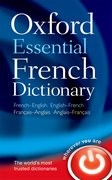 Cover for Oxford Essential French Dictionary