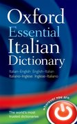 Cover for Oxford Essential Italian Dictionary