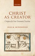 Cover for Christ as Creator