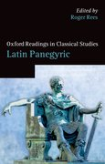 Cover for Latin Panegyric