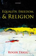 Cover for Equality, Freedom, and Religion