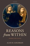 Cover for Reasons from Within