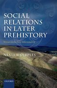 Cover for Social Relations in Later Prehistory