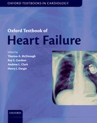 Cover for Oxford Textbook of Heart Failure