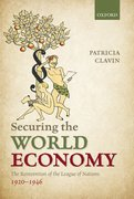 Cover for Securing the World Economy