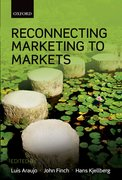 Cover for Reconnecting Marketing to Markets