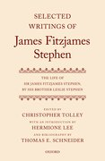 Cover for Selected Writings of James Fitzjames Stephen
