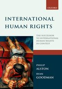 Cover for International Human Rights