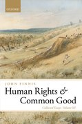 Cover for Human Rights and Common Good