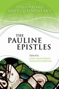 Cover for The Pauline Epistles