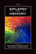 Cover for Epilepsy and Memory