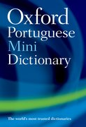 Cover for Oxford Portuguese Mini Dictionary