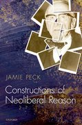 Cover for Constructions of Neoliberal Reason