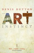 Cover for The Art Instinct