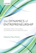 Cover for The Dynamics of Entrepreneurship