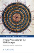 Cover for Jewish Philosophy in the Middle Ages - 9780199580903