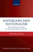 Cover for Historians and Nationalism