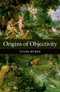 Cover for Origins of Objectivity