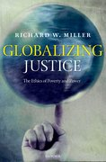 Cover for Globalizing Justice