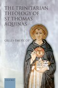 Cover for The Trinitarian Theology of St Thomas Aquinas