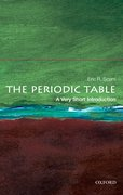 Cover for The Periodic Table: A Very Short Introduction