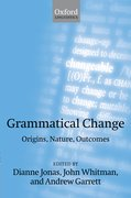 Cover for Grammatical Change