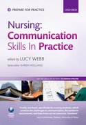 Cover for Nursing: Communication Skills in Practice
