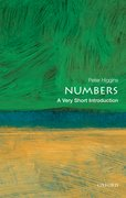 Cover for Numbers: A Very Short Introduction