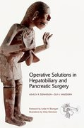 Cover for Operative Solutions in Hepatobiliary and Pancreatic Surgery