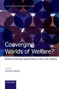 Cover for Converging Worlds of Welfare?