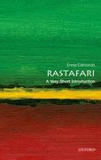 Cover for Rastafari: A Very Short Introduction