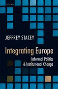 Cover for Integrating Europe