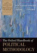 Cover for The Oxford Handbook of Political Methodology