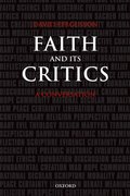 Cover for Faith and Its Critics