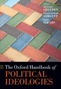 Cover for The Oxford Handbook of Political Ideologies