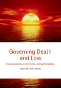 Cover for Governing Death and Loss