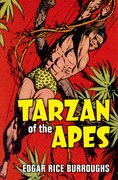 Cover for Tarzan of the Apes